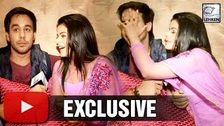 getlinkyoutube.com-Thapki & Bihaan's BIG FIGHT On Camera | 'Thapki Pyar Ki' | Colors TV