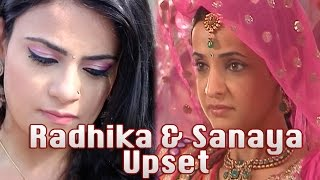 getlinkyoutube.com-Why are Radhika Madan and Sanaya Irani Upset?