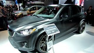 getlinkyoutube.com-2013 Mazda CX-5 - Urban Project - Exterior and Interior Walkaround - 2012 Los Angeles Auto Show