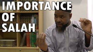 getlinkyoutube.com-Importance of Salah - Shaikh Abu Usamah Ath-Thahabi (Inspirational)