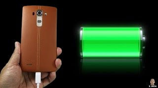 getlinkyoutube.com-LG G4 - Battery Life Test (watching youtube videos)