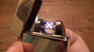 getlinkyoutube.com-PlazmaticX Rechargable USB Lighter