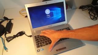 """getlinkyoutube.com-Samsung laptop Windows 10 upgrade """"SAFE_OS"""" failure fix"""