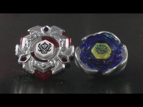 Epic Beyblade Battle Srie 6: Variares 145WB VS Spiral Herculeo S130WD HD! AWESOME
