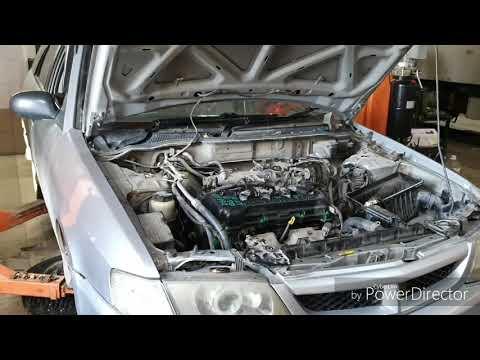 Воздушный фильтр убил двигатель QG-13 Nissan AD. Установили контактный.