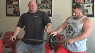 getlinkyoutube.com-How Much Weight Should I Use? - Scot Mendelson, Rich Piana, & Dave Hoff