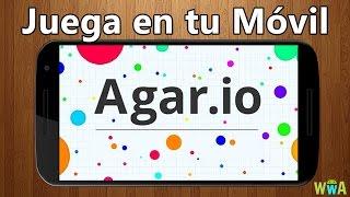 getlinkyoutube.com-Juega a AGARIO en Tu Móvil Android SIN LAG   2016