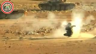 الفيديو الذي أرعب الناتو الجيش العربي السوري  The Syrian Army