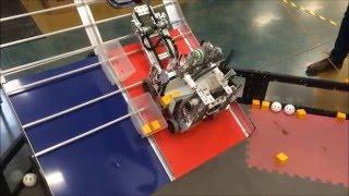 getlinkyoutube.com-Tarpon Robotics FTC6451 2015-2016 FTC RES-Q Mid-Season Video