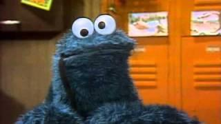 getlinkyoutube.com-Sesame Street - Cookie Monster contacts Santa (4 parts)