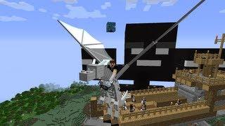 getlinkyoutube.com-【Minecraft】進撃のウィザーさんと暮らすマインクラフト3話目 【実況】