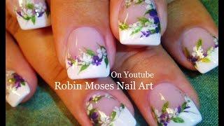 Nail Art | DIY Wedding Nails Design Tutorial that is surprisingly easy!