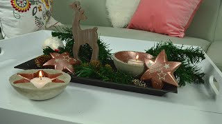 getlinkyoutube.com-DIY Beton Deko zu Weihnachten