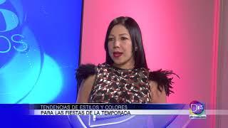 Meiling Siviera, diseñadora de moda, nos habla de tendencias de la temporada
