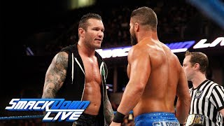 Bobby Roode issues a United States Open Challenge: SmackDown LIVE, Feb. 13, 2018