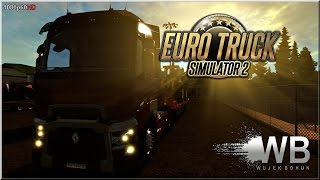 "Euro Truck Simulator 2 - #150 ""Uwięziona moc"""