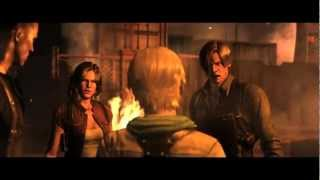 getlinkyoutube.com-Resident Evil GMV - Linkin Park - The Catalyst
