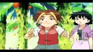 getlinkyoutube.com-Idaten Jump - episodio 11 - Una sfida a bordo - parte 1.