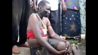 Mchawi kutoka Kigoma apata ajali!!