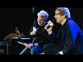 Ed Sheeran KIIS Lounge Interview With JoJo