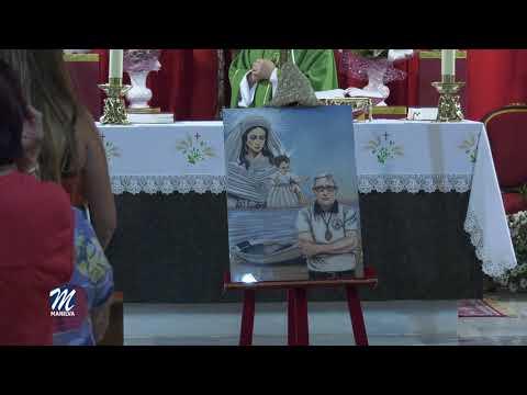 Presentado el cartel en honor de la Virgen del Carmen