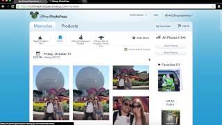 getlinkyoutube.com-Disney Photopass Grátis - Photopass Free