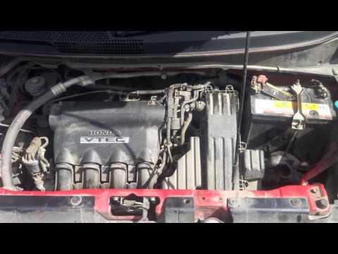 Проблема в вариаторе хонда мобилио