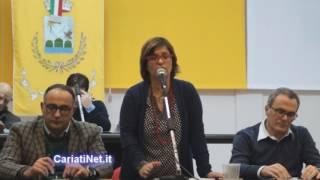 Consiglio Comunale CARIATI 31/1/2017 parte1