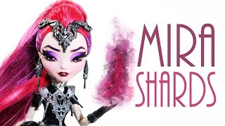 getlinkyoutube.com-Mira Shards Doll Repaint [EVER AFTER HIGH]