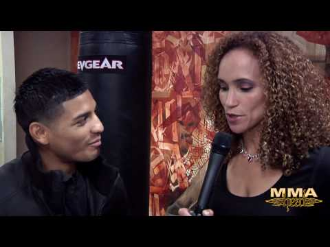 Abner Mares Talks About Fighting Yonnhy Perez