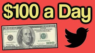 getlinkyoutube.com-How to Make $100 a Day with Twitter