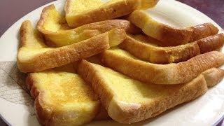 getlinkyoutube.com-#51-1 eggnog french toast - 달걀 프렌치 토스트