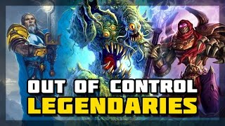 Hearthstone - Out of Control Legendaries