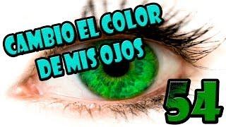 getlinkyoutube.com-CAMBIAR EL COLOR DE MIS OJOS A VERDES (Video auxiliar de biokinesis original)