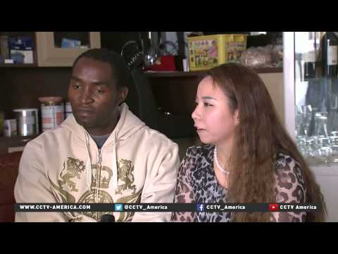 African-Chinese couples on the rise in Guangzhou, China
