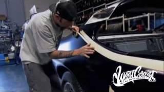 West Coast Customs - Masking a Perfect Stripe