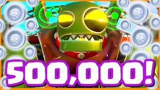 getlinkyoutube.com-WORLD FIRST - 500,000 COIN SPENDING SPREE! - Plants Vs Zombies: Garden Warfare 2 Pack Opening
