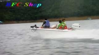 getlinkyoutube.com-เทสเรือ 14 ฟุตแบส เรือคุณโอ by BFC-Shop โทร.02-8951598