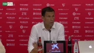 Resumen de las declaraciones tras el partido contra el Sevilla
