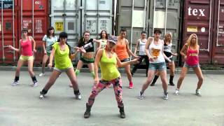 getlinkyoutube.com-Konshens - Gal a bubble choreo on basic steps by DHQ Fraules