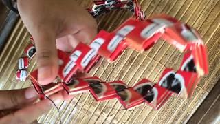 getlinkyoutube.com-k709 cara manfaatkan bungkus kopi jadi kerajinan tangan