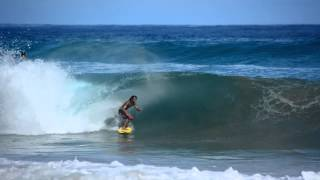 BORICUAS // Winter in Puerto Rico --  (WINTER-SURFING)