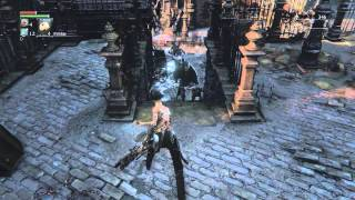 getlinkyoutube.com-Bloodborne Gameplay and Commentary