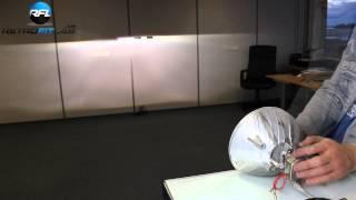 getlinkyoutube.com-FX-R 3.0 Bi-xenon projector full installation steps explained (Fiat Punto Evo)