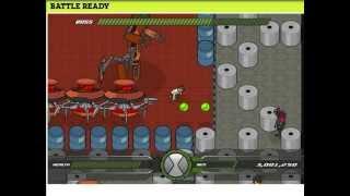 getlinkyoutube.com-AeroRanger Plays Ben 10: Battle Ready Part 16 (Final Battle 2/5)