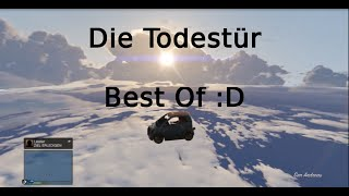 getlinkyoutube.com-GTA Online | Die Todestür | Best Of [HD+]