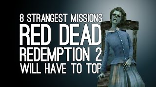 getlinkyoutube.com-8 Strangest Red Dead Redemption Missions (That Red Dead Redemption 2 Needs to Top)