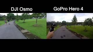 getlinkyoutube.com-DJI Osmo vs GoPro Hero 4 comparison