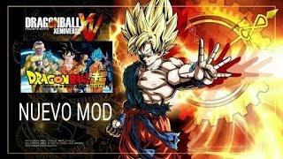 Dragon Ball Z Tenkaichi Tag Team Mod Dragon Ball Super Xenoverse