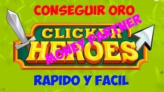 getlinkyoutube.com-| CLICKER HEROES | COMO CONSEGUIR ORO RAPIDO Y FACIL